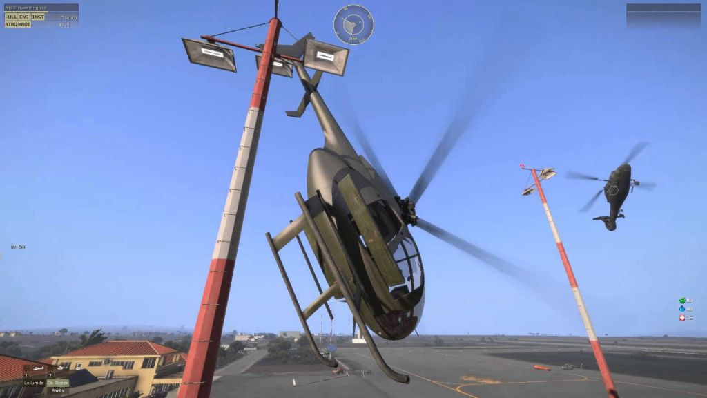 Arma 3 Wallpaper Arma 3 Best Chopper Pilot Ever Epic Parking Hanging 0d